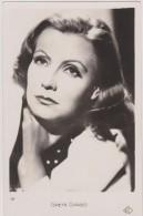 Artiste,actrice,greta Garbo ,gros Plan,yeux Dans Le Ciel,fan Et Star D´´exeption,1925,carte Photo ,photographe Grenoble - Souvenir De...