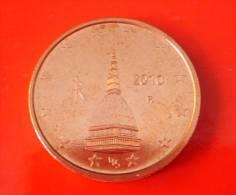 2 Cent EURO ITALIA - 2010 MONETA - ITALY- COIN - FDC - Italie