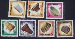 Vietnam Viet Nam MNH Perf Stamps 1986 : Handicraft (Ms508) - Viêt-Nam