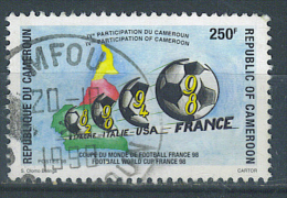 VEND BEAU TIMBRE DU CAMEROUN N° 1235 , COTE : ?, !!!! (g) - Cameroun (1960-...)