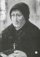 S.D.D. MADRE MARIA MATILDE BUCCHI  -  CON RELIQUIA - Mm.85X120  - M - PR - Religione & Esoterismo