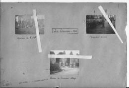 La Couronne Charente 1916 Camp D´entrainement Du 8ème Génie Transmissions 12 Photos 14-18 Ww1 Wk1 1914-1918 - War, Military
