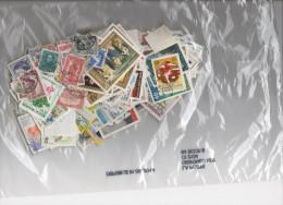 HONGRIE  50 Grammes Timbres Oblitérés (+ 400 Timbres Dont  Doublons) - Lots & Kiloware (mixtures) - Max. 999 Stamps