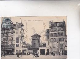 45 PARIS LE MOULIN ROUGE      C.P.A.  1906 - Francia