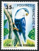 POLYNESIE 1980 - Yv. 157 ** TB  Cote= 2,30 EUR - Oiseau Vini Peruviana ..Réf.POL22164 - Französisch-Polynesien