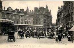 London S.E. - London Bridge Station - Sonstige
