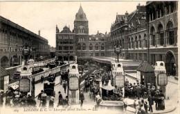 London E.C. - Liverpool Street Station - Sonstige