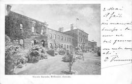 ¤¤  -   AUSTRALIE  -  MELBOURNE   -  Victoria Barracks En 1904   -  Oblitérations En 1904   -  ¤¤ - Melbourne