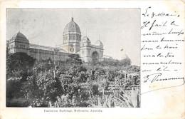 ¤¤  -   AUSTRALIE  -  MELBOURNE   -  Exhibition Building   -  Oblitérations En 1904  -  ¤¤ - Melbourne