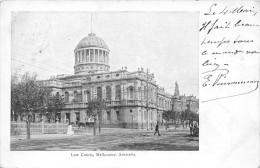 ¤¤  -   AUSTRALIE  -  MELBOURNE   -  Law Courts  -  Oblitérations   -  ¤¤ - Melbourne