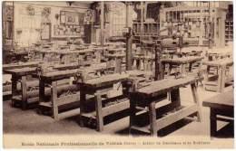 Voiron - Ecole Nationale Professionnelle De V. - Atelier De Menuiserie Et De Modèlerie ( édit. Vve Ravier ) - Voiron