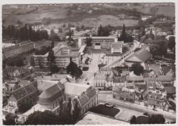 Eure :  EVREUX : La  Préfecture  Et L école  Normande - Evreux