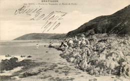 CPA - BINIC (22)- Pointe Du Vaumadec Et Havre De Perdic - Binic