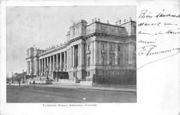 ¤¤  -   AUSTRALIE  -  MELBOURNE   -  Parliament Houses   -  Oblitérations En 1904  -  ¤¤ - Melbourne