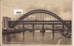 NEWCASTLE-ON-TYNE THE FIVE BRIDGES - Newcastle-upon-Tyne