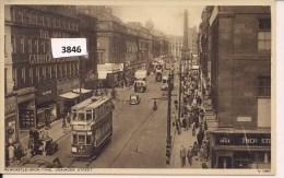 NEWCASTLE-ON-TYNE  GRAINGER STREET RAILWAYS - Newcastle-upon-Tyne