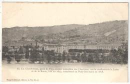43 - ESPALY - LA CHARTREUSE, Près Le Puy - Ancien Monastère - MB 82 - Otros Municipios