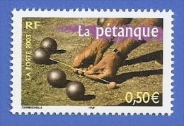 FRANCE 3564 NEUF ** LA PÉTANQUE - France