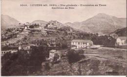 LEVENS  3309 (ALT 583 M) VUE GENERALE EXCURSION EN TRAM ENVIRONS DE NICE - Frankreich
