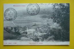 88 - WISEMBACH - VUE GENERALE DU CENTRE -BEAU CACHET  TRESOR ET POSTES 1915 - France