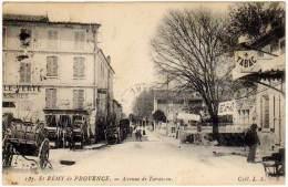 Saint Rémy De Provence - Avenue De Tarascon - Saint-Remy-de-Provence