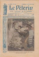 LE PELERIN .- 17 Septembre 1916 Un Tommy Donne Une Part De Sa Ration à Des Lapins - 1900 - 1949