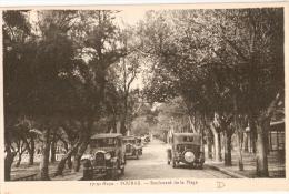 FOURAS - Animée - Boulevard De La Plage - Fouras-les-Bains