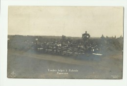 Rabosée  *  Tombes Belges à Rabosée - Panorama (Krijgskerkhof - Kriegerfriedhof - Cimetiere Militair ) - Blégny