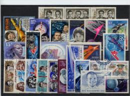 UdSSR, SOWJETUNION, RUSSIA, SPACE, RAUMFAHRT, SMALL LOT - Collezioni