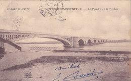 30 / PONT SAINT ESPRIT / LE PONT SUR LE RHONE / LUX - Pont-Saint-Esprit