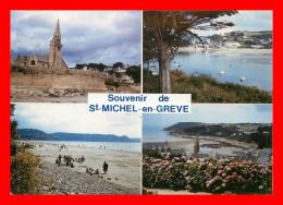 Dept 22 Saint Michel En Grève    (scan Recto Et Verso ) - Saint-Michel-en-Grève