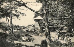 LA BAULE ? (44) Jardin Beau Rivage Animation - La Baule-Escoublac