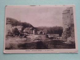 Le Petit Pont ( Jos Albert-Detroz ) / Anno 19?? ( Zie Foto Details ) !! - Durbuy
