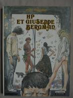 "BD- ""HP ET GIUSEPPE BERGMAN"" Par Milo MANARA - Ed. CASTERMAN - 1980 - Manara"