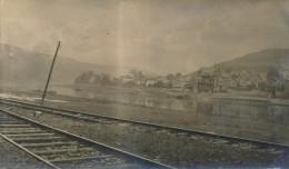CPA ALLEMAGNE Trarbach - Vue Sous La Pluie Vers 1925 - Traben-Trarbach