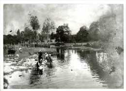 Quimper  Le Steir Au Manoir Du Parc Vers 1890 (29) - Quimper