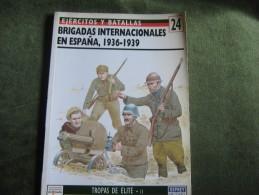 Brigadas Internacionales En España,1936-1939 - Revistas & Periódicos