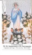 Santini-maria Ss. Immacolata E Ss Sacramento-tricase-le - Santini