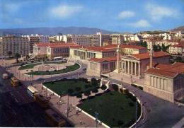 Athene - Universitatsstrasse - 4 - Formato Grande Non Viaggiata - Grecia