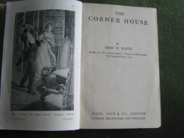 The Corner House By Fred M.White - Old Books