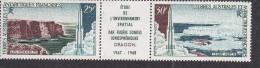 TAAF-  PA       N°15-16A - Belle Gomme D´origine....... COTE :60 Euros- - Unused Stamps