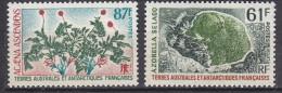 TAAF-         N° 52 ET 53 - Belle Gomme D´origine....... COTE :14,20 Euros - Unused Stamps