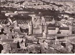 Carcassonne.. Belle Vue De La Cité.. Le Château Comtal - Carcassonne