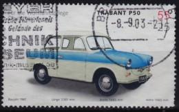 Trabant P50 / DDR - CAR AUTOMOBILE - 2000's Germany - Used - Viñetas De Fantasía