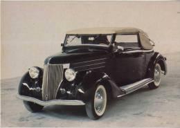 CPM Automobile - Matford V8 68 Cabriolet - 1936 - Voitures De Tourisme