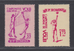 Romania 1955 - Michel 1517-1518 Mint Never Hinged ** - Ungebraucht