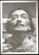 "Carte Postale ""Cart'Com"" (1999) - Espace Ecureuil - Collection (regard) - Salvador Dali - Artistes"