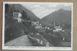 CREVOLA D OSSOLA  1945 -BELLA - Novara