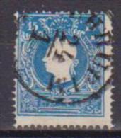 AUSTRIA   1859 EFFIGE GIUSEPPE FRANCESCO I UNIF. 16 USATO VF - Usati