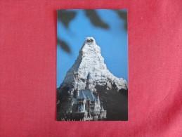 Disney > Disneyland    Majestic Matterhorn   Ref 1646 - Disneyland